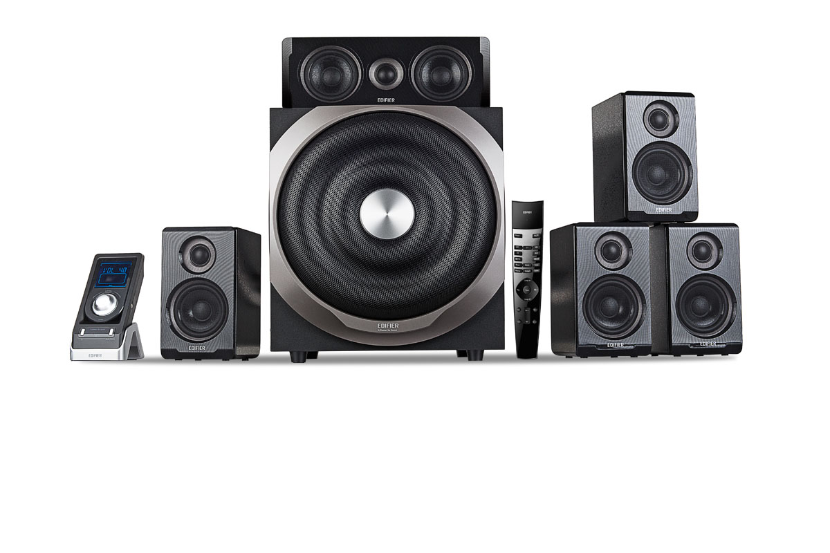 5 1 Surround Sound Speakers S760d Edifier International