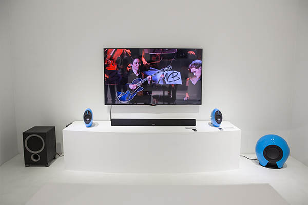 Edifier Showcases New Soundbars and Surround Sound Products at CES 2015