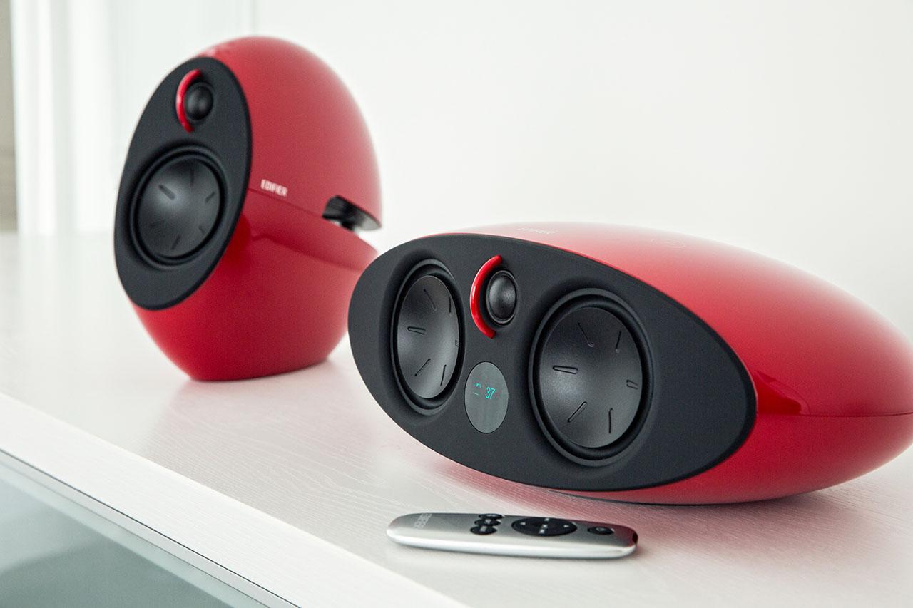 Edifier Announces Luna E 5 1 Home Theatre Speaker System