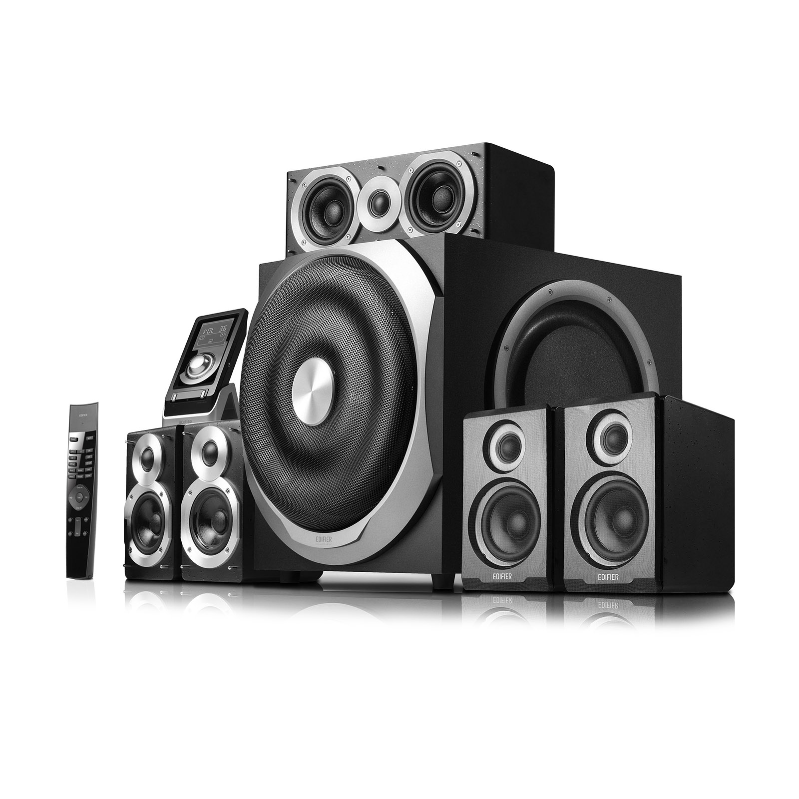 S760d 5 1 Surround Sound Speakers Subwoofer Edifier Usa
