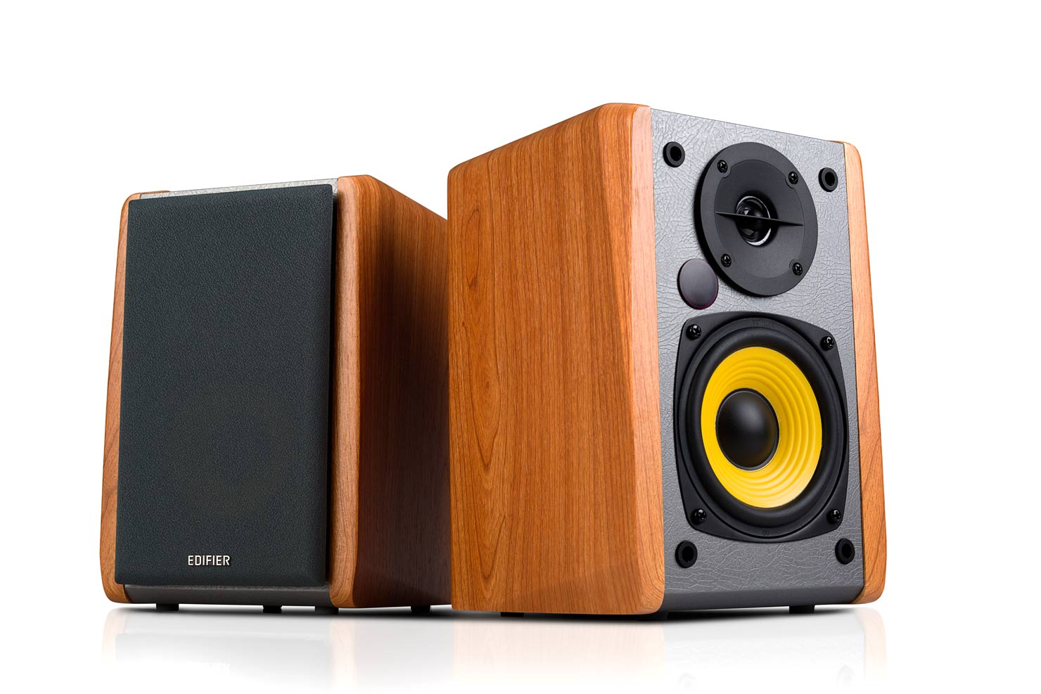 R1010bt Simple Bluetooth Bookshelf Speakers Edifier Usa