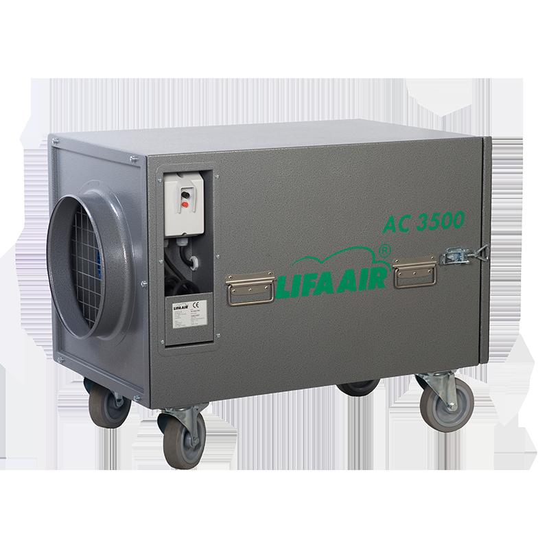 Airclean 3500 Air Scrubber Vacuum Lifa Air