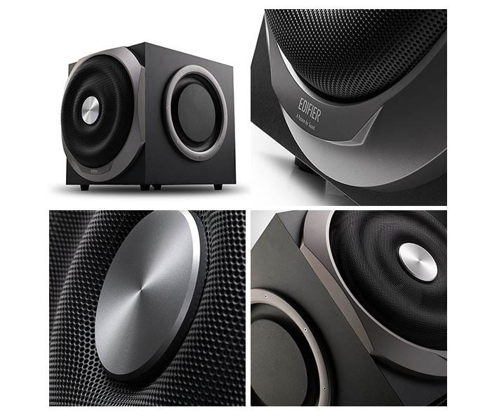 5 1 Surround Sound Speakers S760D