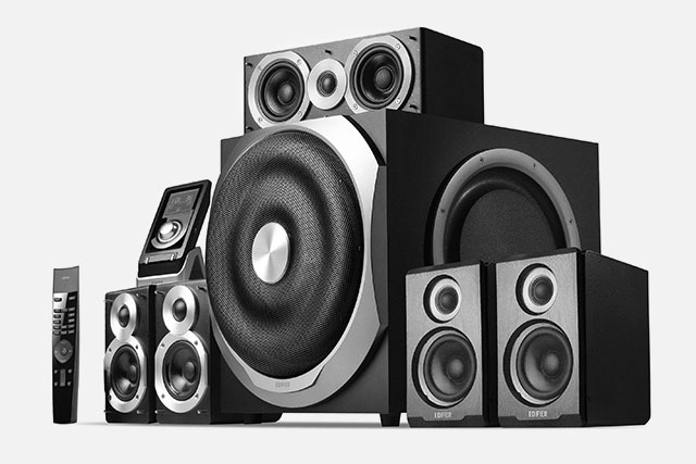 Speakers with Subwoofer For Home Theatre - Edifier International