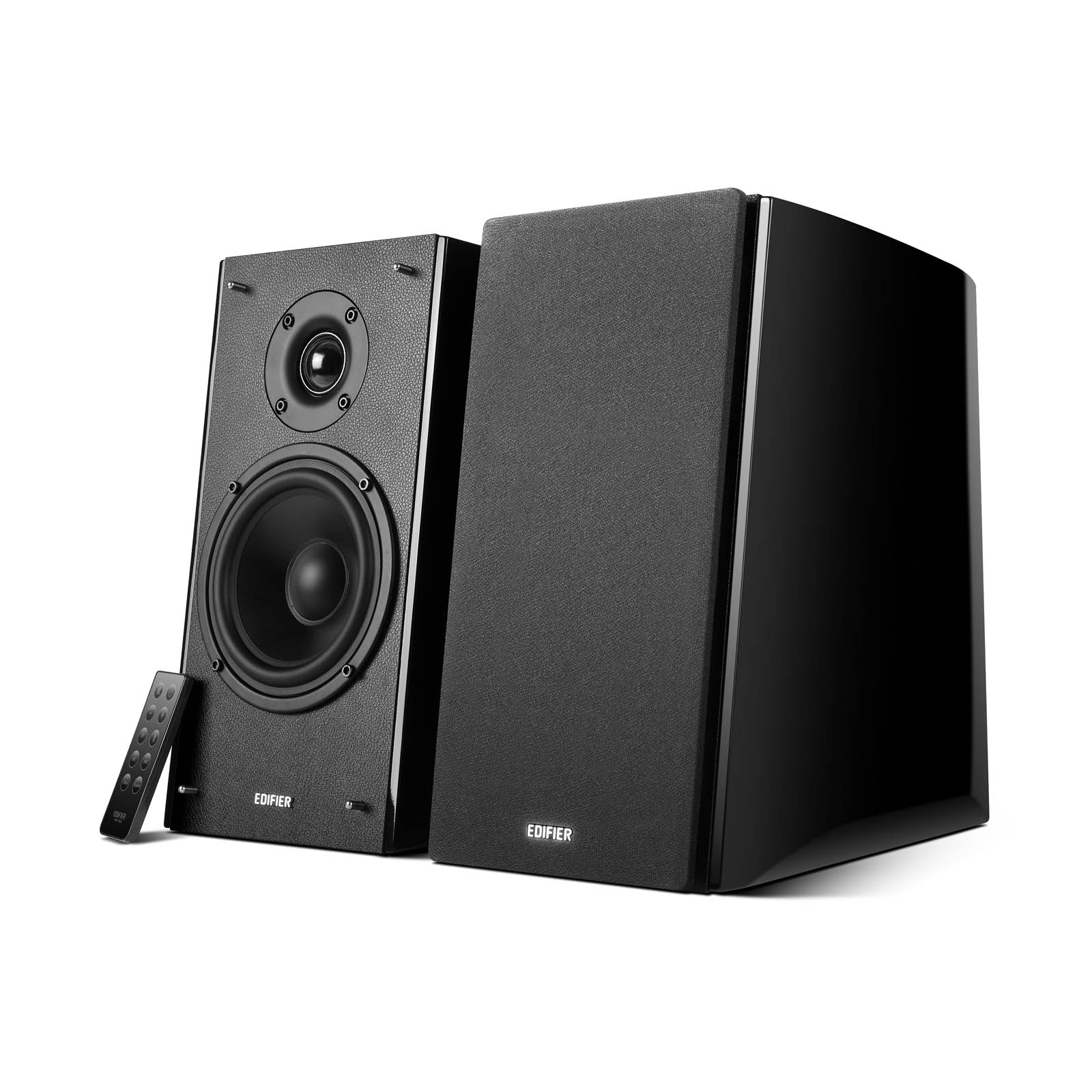 R8DB Bookshelf Speaker With Bluetooth, Optical and RCA Inputs