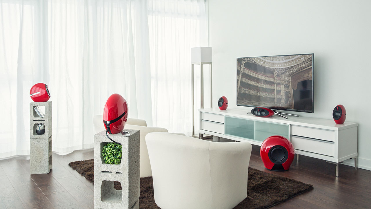 Luna E 5.1 Home theater Speaker System