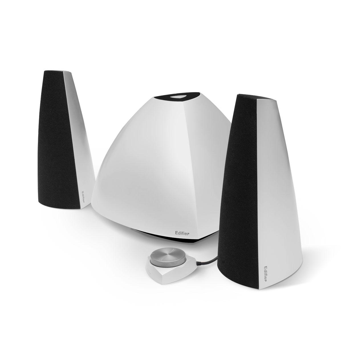 E3350 Prisma 2.1 Bluetooth Speakers Subwoofer