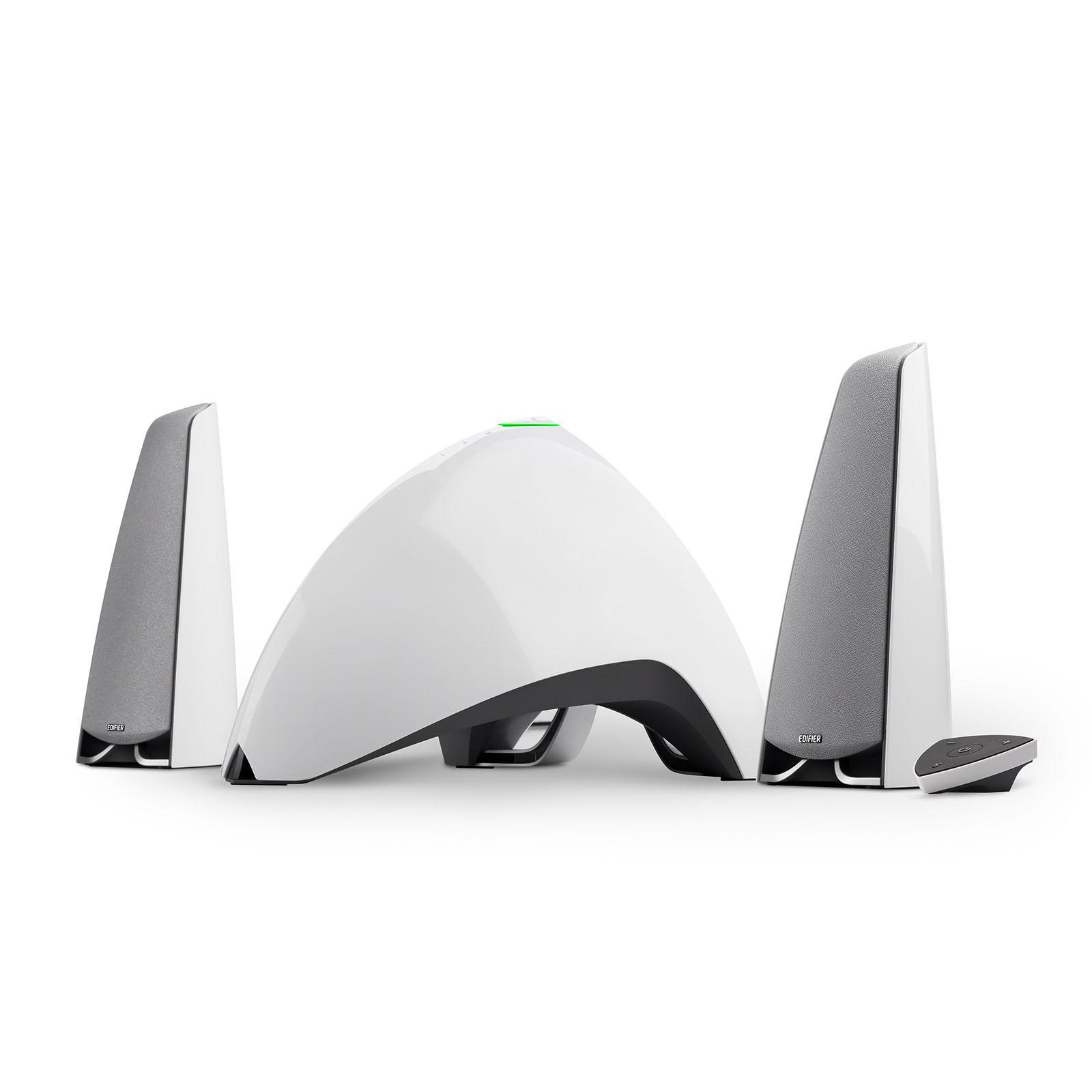 Prisma Encore E3360 - Futuristic Bluetooth Speakers with Subwoofer ...
