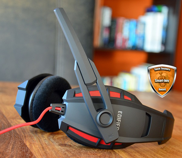 TechTesters.eu review Edifier G2 Gaming headset