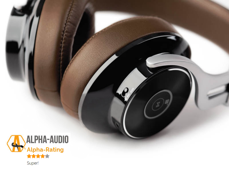 Alpha Audio review Edifier W855BT