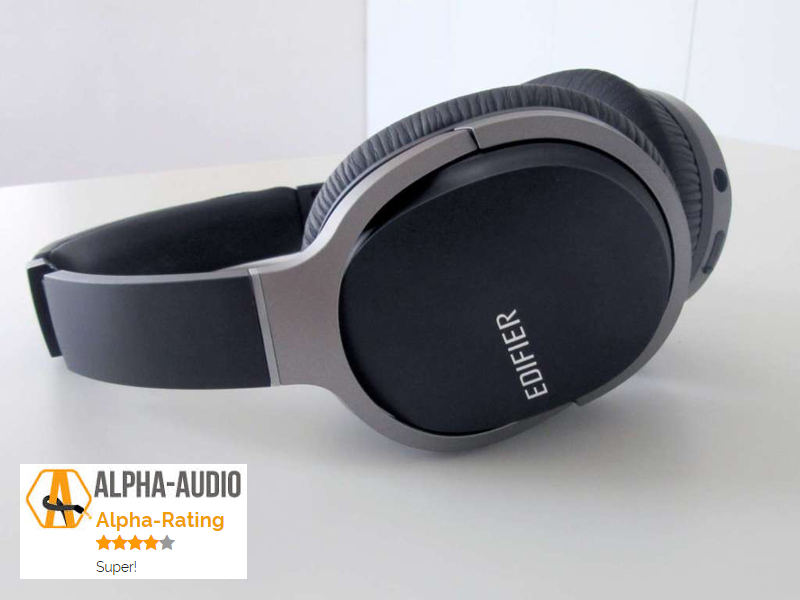 Alpha Audio review Edifier W830BT