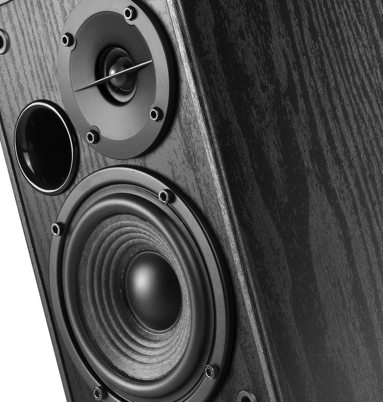 Edifier R1580MB 2.0 Speakers Speaker Unit close up Image Pakistan Brandtech.pk