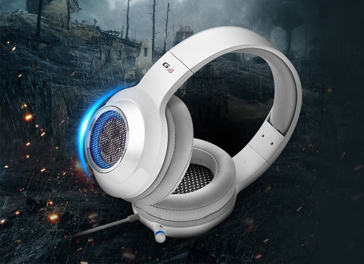 G4 Gaming Headset for PCs and Laptops