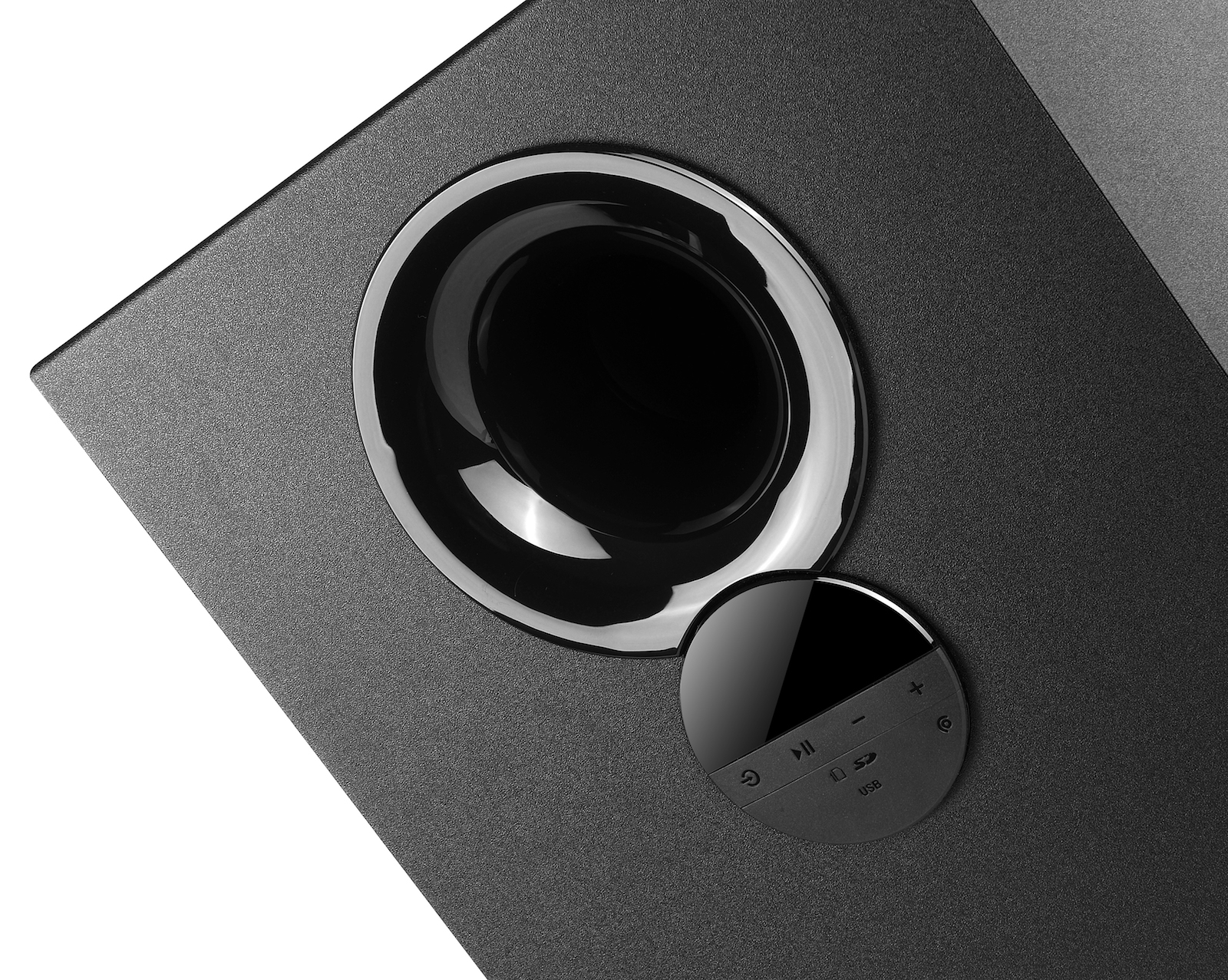 The R501BT is a versatile 5.1 speaker system providing end users with multiple audio input options, coupled with great audio output.