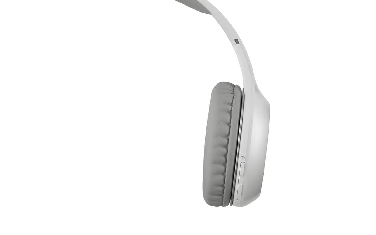 Edifier W800BT Stereo Bluetooth Headphones White 2