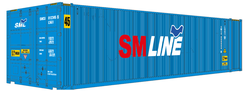 The Most Common Shipping Container Sizes And Shipping Container