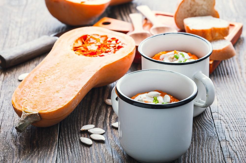 squash sweet potato soup