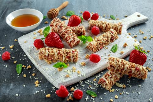 No-bake granola bar variations Recipe - Ventray Kitchen